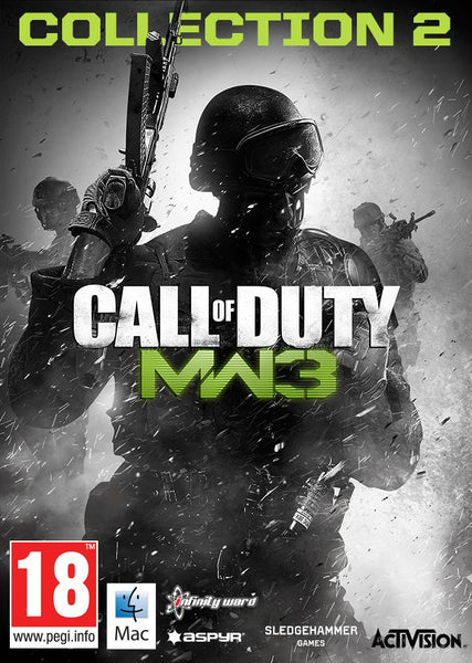 Call of Duty: Modern Warfare 3 Collection 2 (MAC) - Oynasana