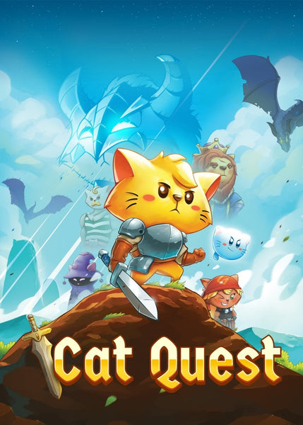 Cat Quest - Oynasana