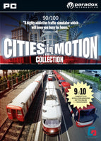 Cities in Motion 1 and 2 Collection - Oynasana