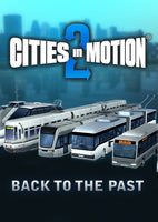 Cities in Motion 2: Back to the Past (DLC) - Oynasana
