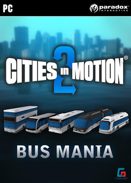Cities in Motion 2: Bus Mania (DLC) - Oynasana