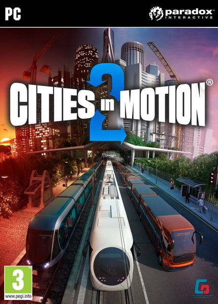 Cities in Motion 2 Collection - Oynasana