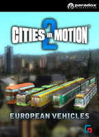 Cities In Motion 2: European Vehicle Pack (DLC) - Oynasana