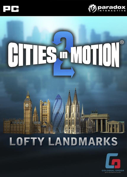 Cities in Motion 2: Lofty Landmarks (DLC) - Oynasana