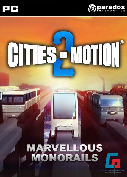 Cities in Motion 2: Marvellous Monorails (DLC) - Oynasana