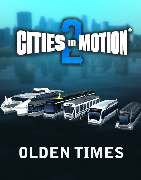 Cities in Motion 2: Olden Times (DLC) - Oynasana
