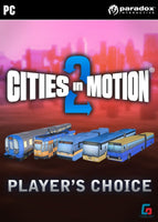 Cities in Motion 2: Players Choice Vehicle Pack (DLC) - Oynasana