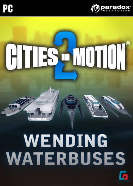 Cities in Motion 2: Wending Waterbuses (DLC) - Oynasana