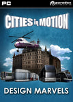 Cities in Motion: Design Marvels (DLC) - Oynasana