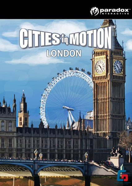 Cities in Motion: London (DLC) - Oynasana