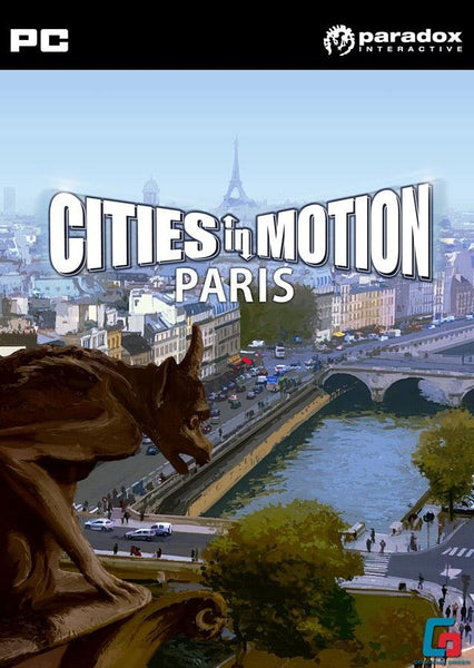 Cities in Motion: Paris (DLC) - Oynasana