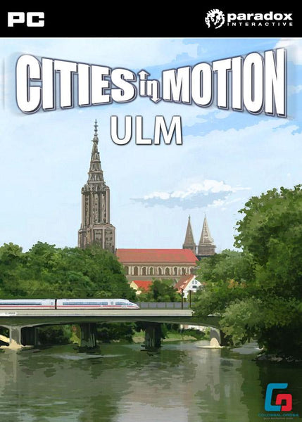Cities in Motion: Ulm City (DLC) - Oynasana