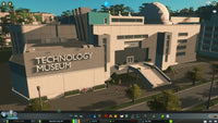 Cities: Skylines - Campus - Oynasana