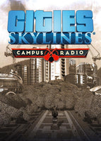 Cities: Skylines - Campus Rock - Oynasana