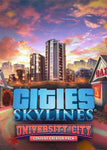 Cities: Skylines - Content Creator Pack: University City - Oynasana