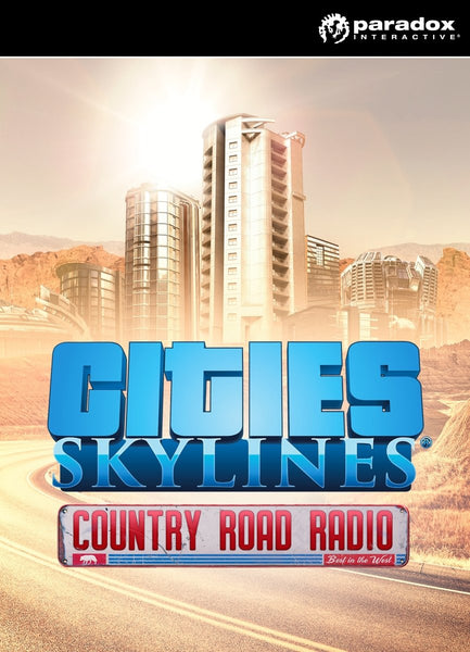 Cities: Skylines - Country Road Radio - Oynasana