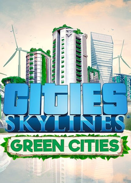 Cities: Skylines - Green Cities - Oynasana