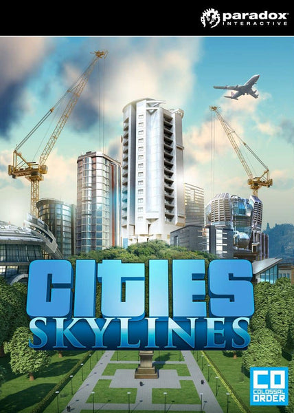Cities: Skylines - Oynasana