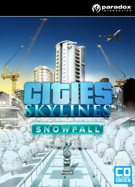 Cities: Skylines - Snowfall - Oynasana
