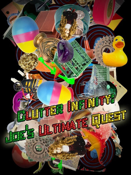 Clutter Infinity: Joe's Ultimate Quest - Oynasana