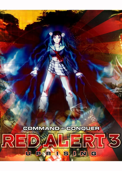 Command & Conquer: Red Alert 3 - Uprising - Oynasana