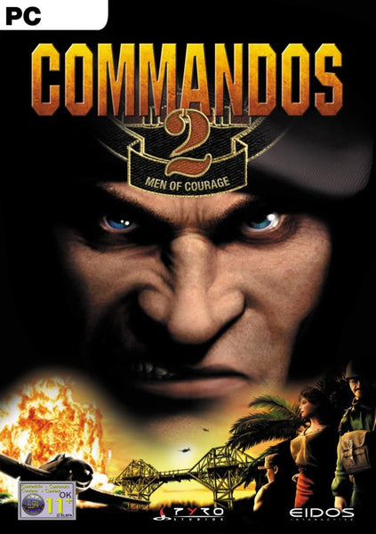 Commandos 2: Men of Courage - Oynasana