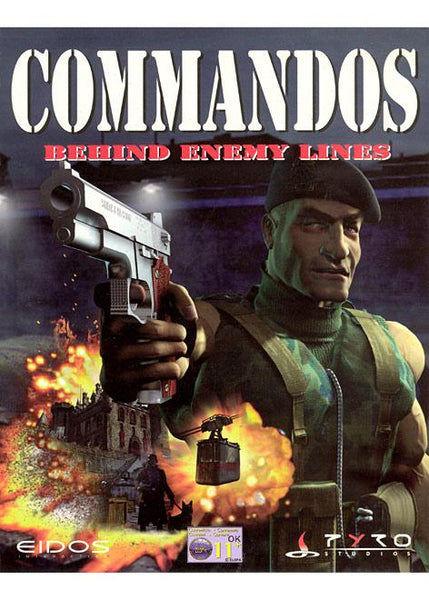 Commandos: Behind Enemy Lines - Oynasana