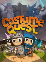 Costume Quest - Oynasana