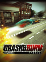 Crash And Burn Racing - Oynasana