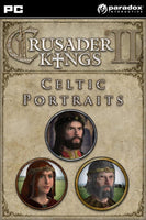 Crusader Kings II: Celtic Portraits (DLC) - Oynasana