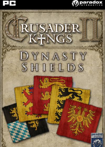 Crusader Kings II: Dynasty Shield DLC - Oynasana