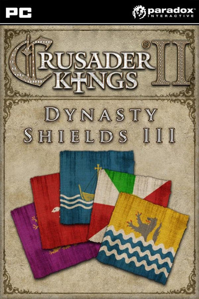 Crusader Kings II: Dynasty Shield III (DLC) - Oynasana