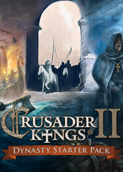 Crusader Kings II: Dynasty Starter Pack - Oynasana