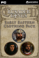 Crusader Kings II: Early Eastern Clothing Pack (DLC) - Oynasana