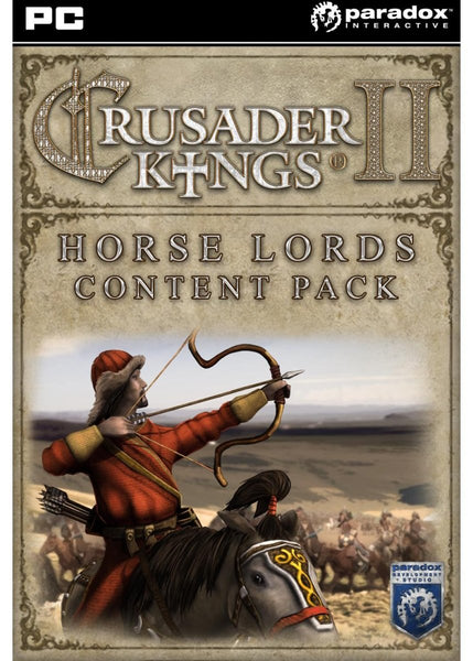 Crusader Kings II: Horse Lords Content Pack - Oynasana
