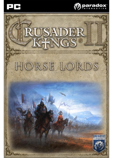 Crusader Kings II: Horse Lords - Oynasana