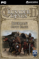 Crusader Kings II: Iberian Unit Pack (DLC) - Oynasana