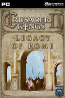 Crusader Kings II: Legacy of Rome (DLC) - Oynasana
