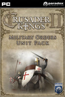 Crusader Kings II: Military Orders Unit Pack (DLC) - Oynasana