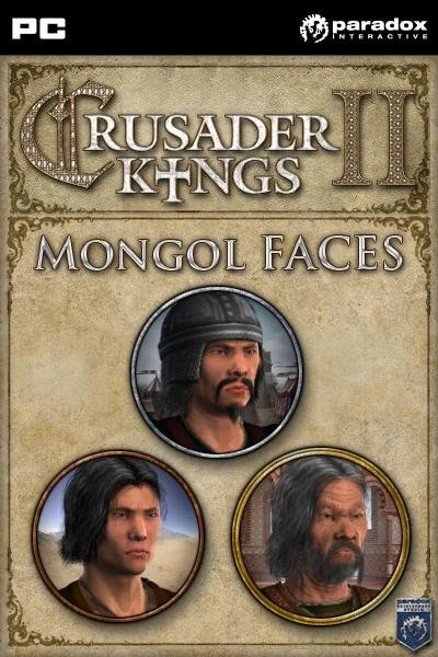 Crusader Kings II: Mongol Faces (DLC) - Oynasana