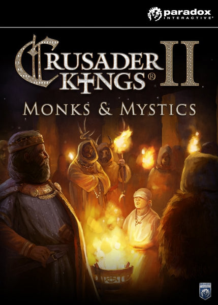 Crusader Kings II: Monks and Mystics - Oynasana
