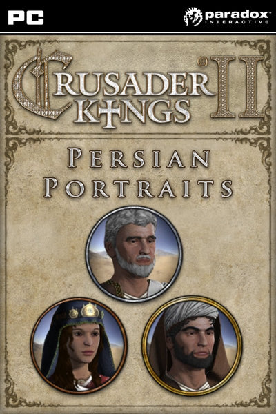 Crusader Kings II: Persian Portraits (DLC) - Oynasana