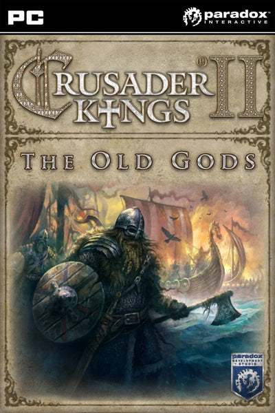 Crusader Kings II: The Old Gods (DLC) - Oynasana