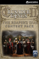 Crusader Kings II: The Reaper's Due Content Pack - Oynasana