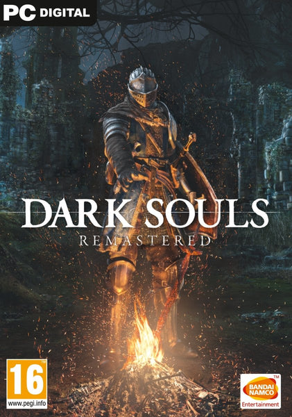 DARK SOULS: REMASTERED - Oynasana