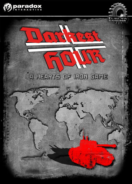 Darkest Hour: A Hearts of Iron Game - Oynasana