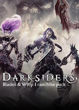Darksiders III Blades & Whip Franchise Pack - Oynasana