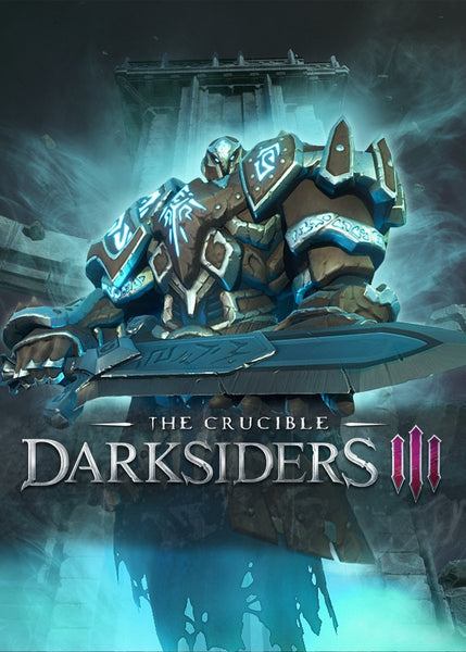 Darksiders III - The Crucible - Oynasana