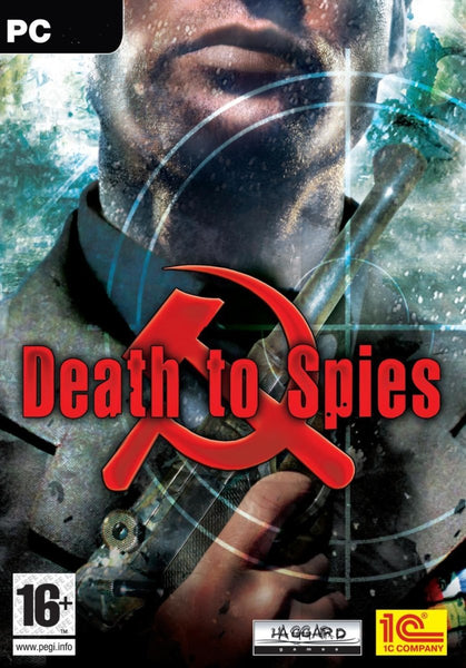 Death to Spies: Gold Edition - Oynasana