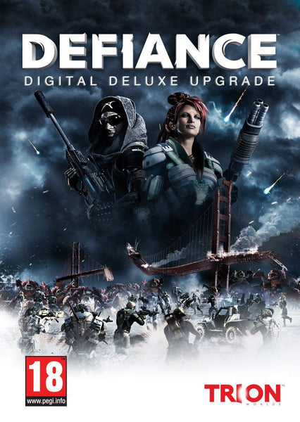 Defiance Digital Deluxe Upgrade - Oynasana